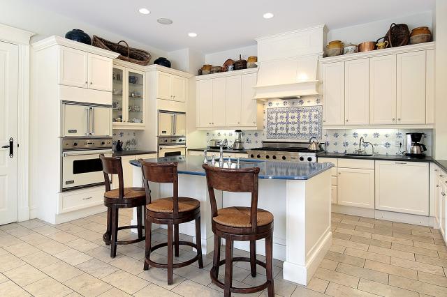 Burlington Kitchen Cabinet Painting