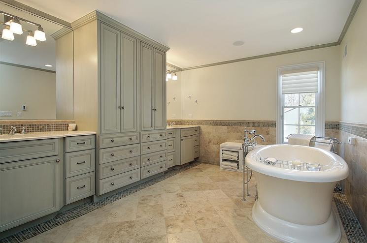 Bathroom & Laundry Cabinet Painting