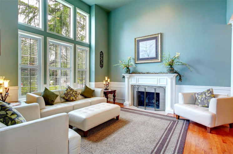 Interior & Exterior Residential Painting